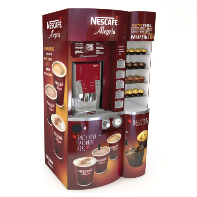 Hot Drinks Vending Machines | Food To Go | eXpresso PLUS