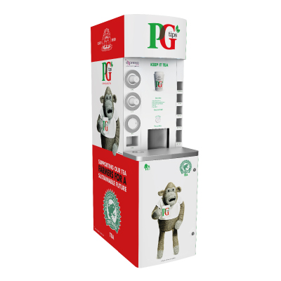 Hot Drinks Vending Machines | Tea To Go | eXpresso PLUS