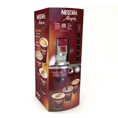 nescafe-alegria-coffee-tower | coffee to go
