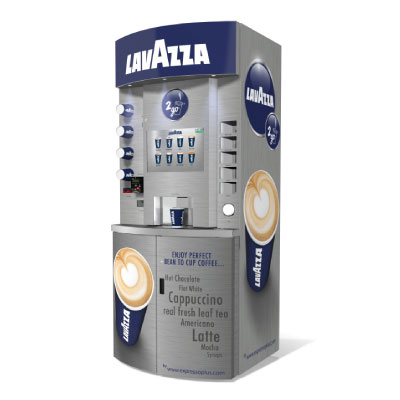 Coffee Vending Machines | Coffee To Go | eXpresso PLUS
