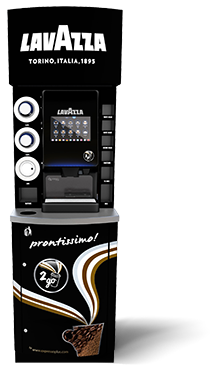 Prontissimo Nano P Coffee Vending Machine