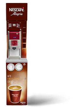 Nescafé Alegria Coffee Vending Machine