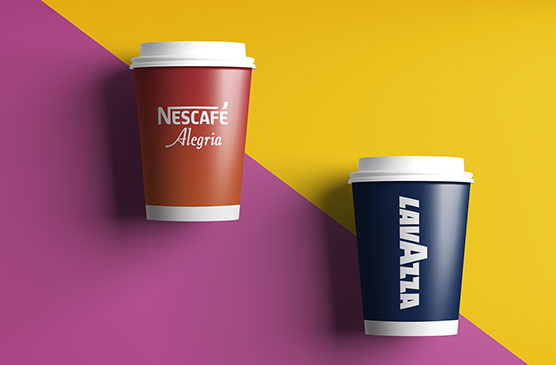 Branded Commercial Coffee Machines