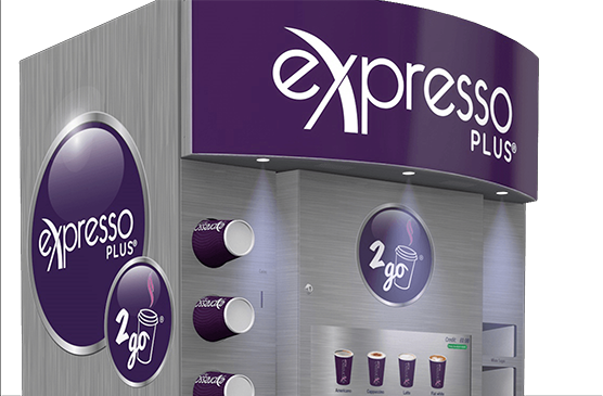 Lavazza Eleganza Bean to Cup Coffee Machine Exclusive for Expresso Plus