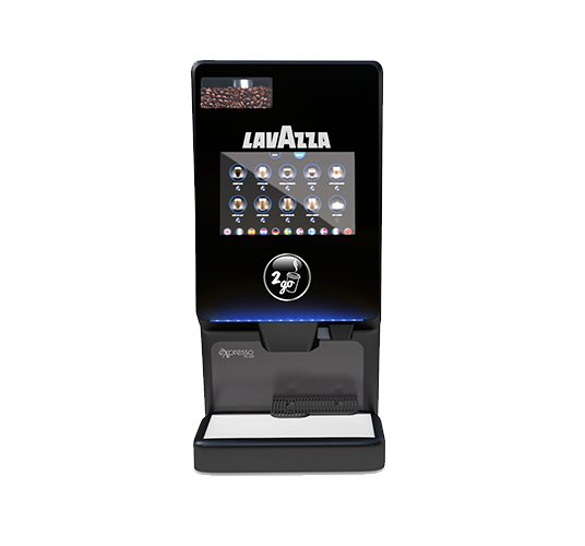 Lavazza Futuro Espresso Coffee Vending Machine