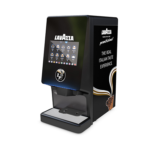 eXpresso PLUS Picollo Espresso Bean to Cup Coffee Vending Machine