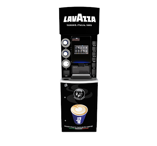 Lavazza Nano Espresso Coffee Vending Machine
