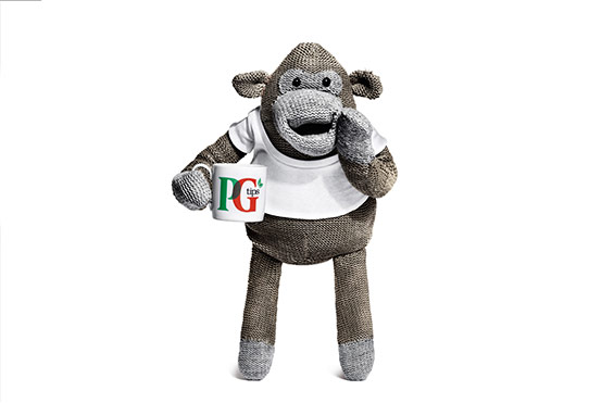 PG tips Monkey Did you know?
