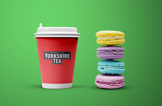 Yorkshire Tea Goes with Everything.