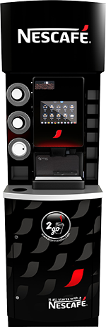 Nescafé Nano A Coffee Vending Machine