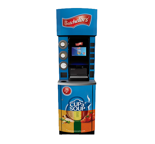 Batchelors Nano S Coffee Vending Machine