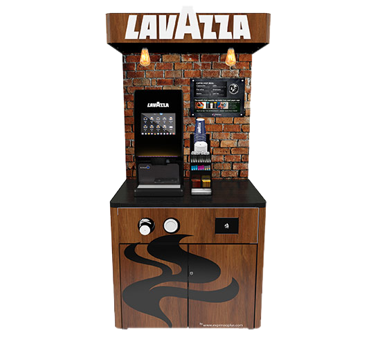 Lavazza Coffee Bar Coffee Vending Machine