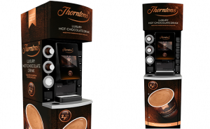 eXpresso PLUS partner with Thorntons to launch exclusive hot-chocolate-to-go solutions