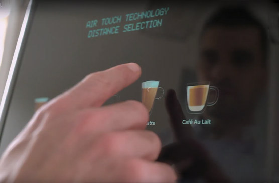 Touch-Free Coffee Vending Machines 1