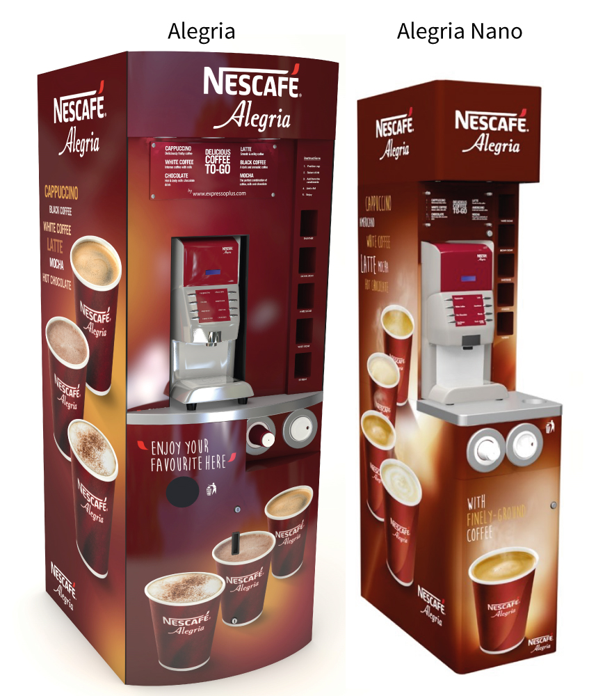 nescafe-alegria-tower | coffee towers