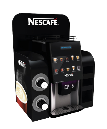 V-Lux S3 T Nescafe Instant Hot Drinks Machine