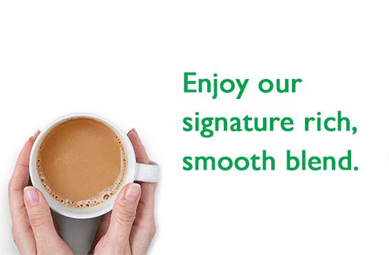 PG tips tea blend