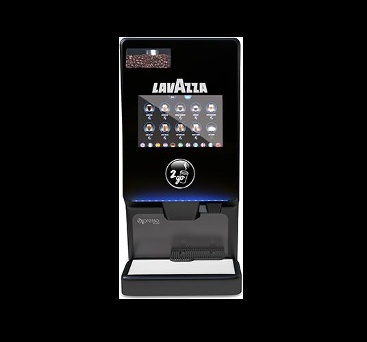 Lavazza Futuro Espresso Coffee Vending Machine