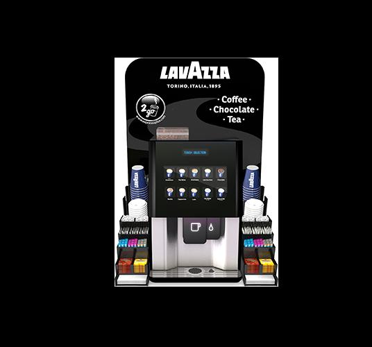 Lavazza Siena Espresso Coffee Vending Machine
