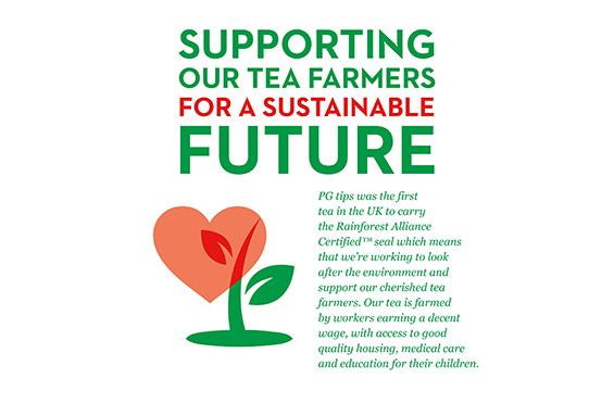Why we love PG tips
